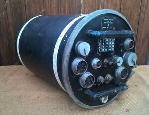 Vintage WW2 Aircraft Waveform Signal Generator Type 76 Ref No 10V/16057