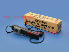 CONTAX Shutter Cord Cable Switch LA-50 in Box for 645 N1 NX N Digital Camera