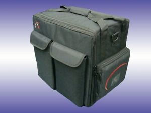 KR Kaiser3 transport bag for carrying 3 standard card cases. Waterproof (K3-B)