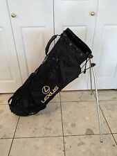 Retro Belding Lexus Golf Stand Bag