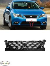 FOR SEAT LEON 5F 2012 - 2019 NEW FRONT BUMPER CENTER RADIATOR GRILL GRILLE