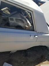 1965 1966 Ford Galaxie Mercury Monterey 4 Dr Sedan Left Rear Door Window Glass