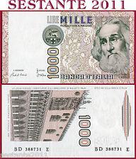 ITALIA ITALY -  1.000 1000 Lire MARCO POLO Lettera D 1985 -  P 109a -  FDS / UNC