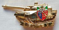 Insigne EQUIPAGE ELITE 1° CHASSEURS RCC Char Arme Blindée Cavalerie ORIGINAL AB
