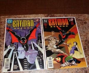 Batman Beyond Issue #1 Rare - First Appearance of Terry McGinnis VF-NM!