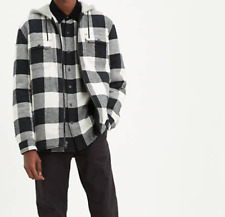 Levi's x Justin Timberlake Men's Reversible Hooded Jacket