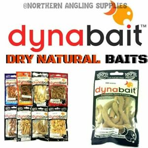 Dynabait Dehydrated Fishing Bait 35GM Packs Available - Just Add Water!