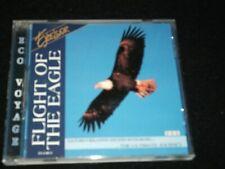 FLIGHT OF THE EAGLE<>RELAXING SOUNDS<>RARE Canada. Cd °1998° EV-2-8913