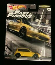 Hot Wheels Fast Tuners Fast & Furious Honda Civic EG 2020
