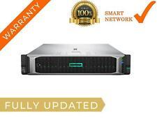 HP DL380 G10 24SFF Render 1x QUADRO RTX4000 8GB 2x 8-Core Xeon 4110 64GB Ram