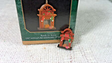 "Hallmark Collector's Club Ornament ""Ready for Santa 1997 Membership"