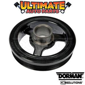 (Single Belt) Harmonic Balancer Crank Pulley (3.6L V6) for 2007 Saturn Outlook