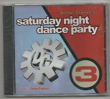 KTU Saturday Night Dance Party Vol. 3 Non Stop DJ Mix CD DJ Sammy Heaven