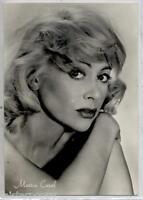 MARTIN CAROL Cinema Star circa 1960 ITALY amazing Real Photo PC Vera foto
