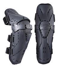 Nuevo Protector De Tiro Adulto Motocross MX Con Bisagras Rodilleras enduro Shin Pads