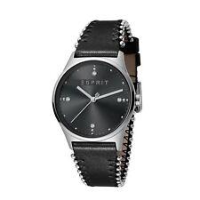 Esprit Ladies Watch Drop Black Genuine SALE Price Original Designer Box RRP £119