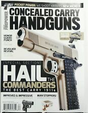 World of Firepower Concealed Carry Handguns Spring 2017 Pistol FREE SHIPPING sb