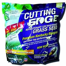 Cutting Edge Grass seed Revolutionary low maintenance grass seed sun and shade