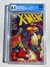 X-Men #53 CGC 8.5 (1969)