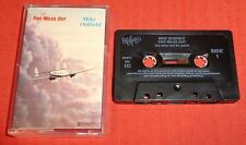 MIKE OLDFIELD - UK CASSETTE TAPE - FIVE MILES OUT