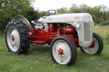 Ford 1948-52  8N Series Tractors Service Workshop Manual