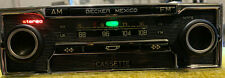 Radio Cassette Becker Mexico 485 with warranty W113 R107