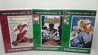 Greater Mercury Comics - Kris Silver 1990 - 3 Edge, Legion, Eradicators