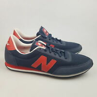 Men's NEW BALANCE '410' Sz 11 US Shoes Blue Red As New Guys | 3+ Extra 10% Off