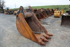 """Good used 36"""" Rockland bucket for Case Cx470 excavator"""