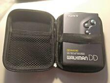 2x Bag/Case for Sony Walkman WM-DD-Suitable for officiel coupe du monde-DD 1,2,3,10,11,22,33