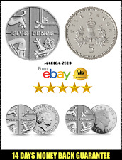 5p  Coin Five PENCE COINS - BEST ON EBAY - CHOICE OF DATE 1990-2017 Free Post
