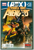 New Avengers #28 VF/NM Marvel Comics 2012 Spider-Woman & Luke Cage Cover A vs X