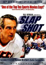 NEW  DVD // SLAP SHOT //  Paul Newman, Michael Ontkean, Lindsay Crouse, Jennife