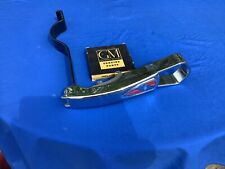 1941 chevrolet accessory  Bumper Fold Down     plated    show