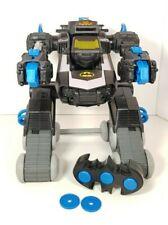 Imaginext Batman Remote Control RC Transforming Batbot - DC Super Friends