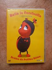"""DVD """"Drôles de petites bêtes"""" : Belle la Coccinelle TBE"""