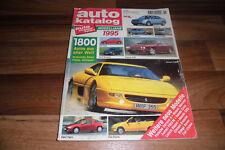AUTO KATALOG 1995 -- 1800 Modelle aus aller Welt / Betriebskosten - Preise-Daten