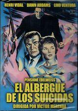 El albergue de los suicidas (Pensione Edelweiss) (DVD Nuevo)