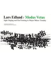 Lars Edlund Modus Vetus Learn to Play Christmas Present Gift MUSIC BOOK