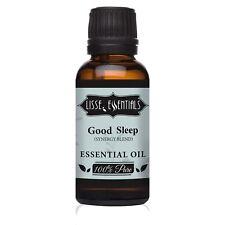 Lisse Essentials Good Sleep Essential Oil, 100% Pure Therapeutic Grade 30 ml