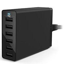 HUB ricarica veloce carica batteria caricabatteria ANKER PowerPort 6 porte USB