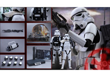 """12"""" Figure 1/6th Hot Toys MMS386 Star Wars Rogue One Stormtrooper Jedha Patrol"""