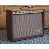 """Magnatone Twilighter 1x12"""" 22-Watt Vibrato Tremolo Reverb Guitar Combo Amplifier"""