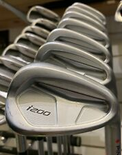 PING I200 GOLF CLUBS 4-PW SUPERB CONDITION STIFF FLEX STEEL 24 HOUR DELIVERY!!!