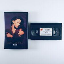 Dina Carroll - So Close The Videos (1993, VHS Cassette Tape) Approx 50 mins