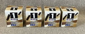 Lot of 4 Mobil 1 M1-102 Extended Performance Oil Filters New