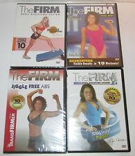 The Firm Workout DVD Lot Of 4