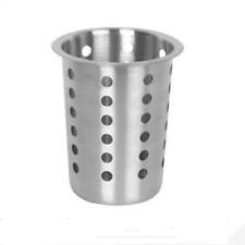 Stainless Steel Flatware Cylinder - 1 doz
