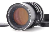 【NearMint+】Mamiya Sekor C 250mm f/4.5 Lens for RB67 PRO S SD w/Hood (66-E192)