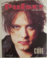 The Cure Pulse Magazine Us Promo Poster 2000 Robert Smith